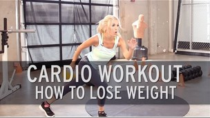 Thumbnail image for Cardio Workout: How to Lose Weight