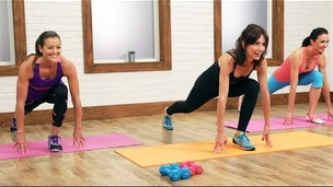 Thumbnail image for 30 Min Cardio Pilates Workout