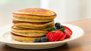 Easy Blender Pancakes