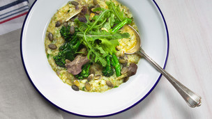 Thumbnail image for Cauliflower Risotto