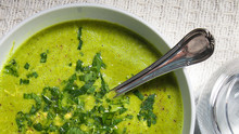 Alkalizing Green Soup