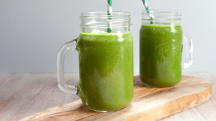 Thumbnail image for Watercress Green Smoothie