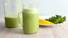 Chia Green Smoothie