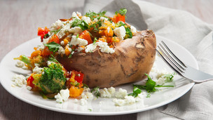 Thumbnail image for Stuffed Superfood Sweet Potato
