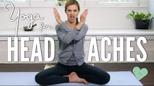 Thumbnail image for Yoga For Headaches