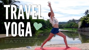Thumbnail image for Travel Yoga - Revitalizing Flow