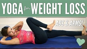 Thumbnail image for Yoga for Weight Loss - Abs & Arms