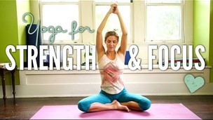 Thumbnail image for Yoga for Strength and Focus