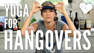 Thumbnail image for Yoga For Hangovers
