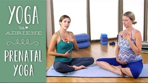 Thumbnail image for Prenatal Yoga - 5 Poses for All Trimesters