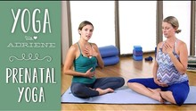 Prenatal Yoga - 5 Poses for All Trimesters
