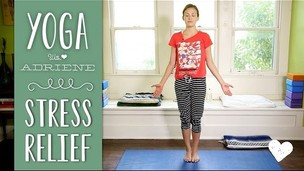 Thumbnail image for Yoga For Stress Relief