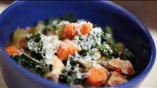 Kale & Sausage Soup