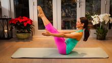 Core Vinyasa Yoga