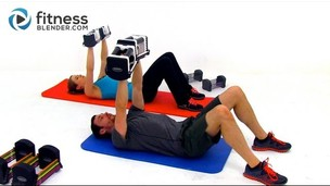 Thumbnail image for Upper Body Tabata Workout