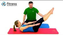 Pilates Abs and Obliques Workout