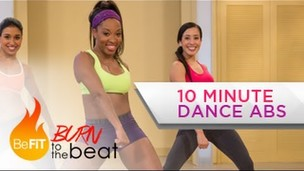 Thumbnail image for Cardio Dance Abs Workout