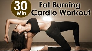 Thumbnail image for Fat Burning Cardio Workout to Music
