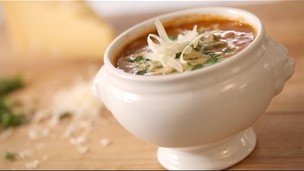 Thumbnail image for Beth's Easy Minestrone Soup