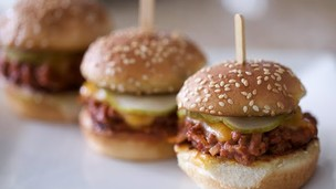 Thumbnail image for Sloppy Joe Sliders