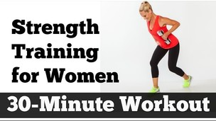 Thumbnail image for 30 Min Strength Workout