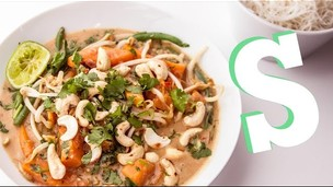 Thumbnail image for Spicy Squash Satay Recipe - Performance Food