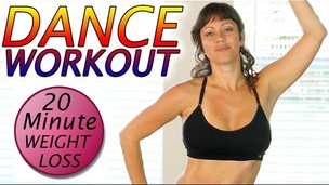 Fun Beginners Dance Workout For Weight Loss - Fitness and Exercise Videos |  Grokker