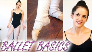 Thumbnail image for Ballet Class For Beginners