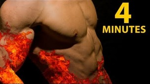 Thumbnail image for 4 Min Fat Burn