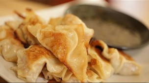 Thumbnail image for How To Make Potstickers with Byron & Rachel Talbott (THE DISH)