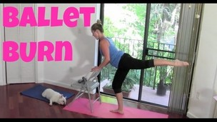 Thumbnail image for Ballet Barre Burn