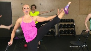 Thumbnail image for Cardio Barre Fusion