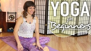 Thumbnail image for Yoga For Back Pain - Beginners Back Stretch, Sciatica Pain, & Flexibility Yoga Flow