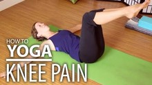 Yoga For Knee Pain - Yoga for Post Knee Surgery. Gentle & Safe Modified Poses
