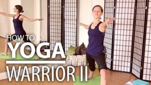 Yoga For Beginners - Yoga Pose Breakdown. Warrior 2 Pose Explained