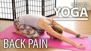 Yoga For Back Pain - Alleviate Back Pain, Back Tension, & Sciatica Pain