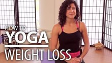 Yoga For Beginners Weight Loss - 20 Minute Fat Burning Work Out