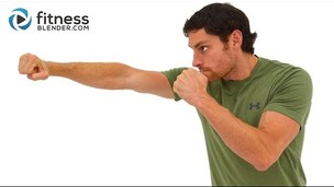 Thumbnail image for HIIT Kickboxing