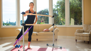 Thumbnail image for Barre Workout #1