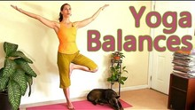 Beginners Yoga: Relaxing Balance Routine