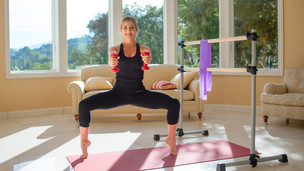 Thumbnail image for Barre Workout #2
