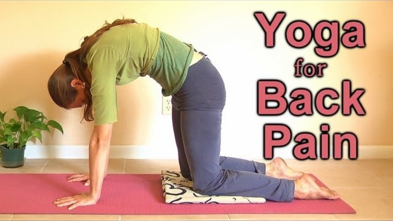 Relaxing Yoga For Back Pain Beginners Home Workout Mollie Psychetruth Austin