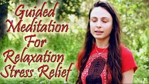 Thumbnail image for Guided Meditation for Calming Relaxation & Sleep, Breath Exercises