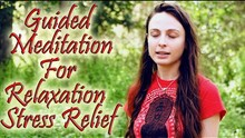 Guided Meditation for Calming Relaxation & Sleep, Breath Exercises