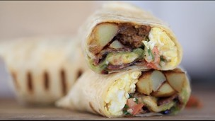 Thumbnail image for My Breakfast Burrito