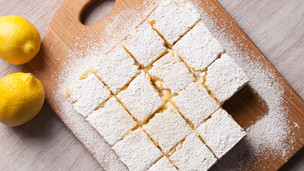 Thumbnail image for Tangy Lemon Squares