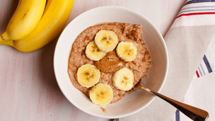 Thumbnail image for Porridge with Almond Butter