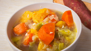 Thumbnail image for Hearty Vegetable Soup