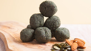 Thumbnail image for Almond and Acai Protein Balls