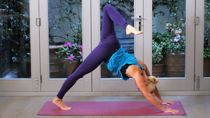 Thumbnail image for Yoga Butt Vinyasa